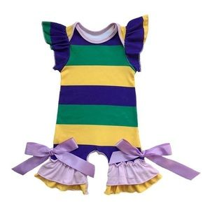 Other - 💛💚💜 MARDI GRAS INFANTS AND TODDLERS  💚💜💛
